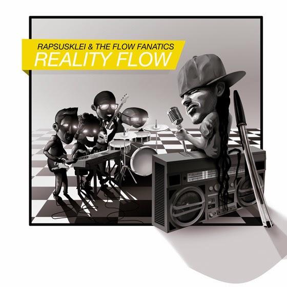Rapsusklei & The Flow Fanatics - We Are the Future