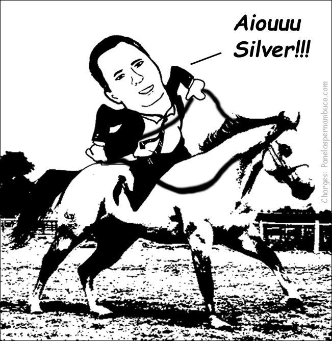 Sérgio Miranda e Special Silver, seu cavalo que vale milhões