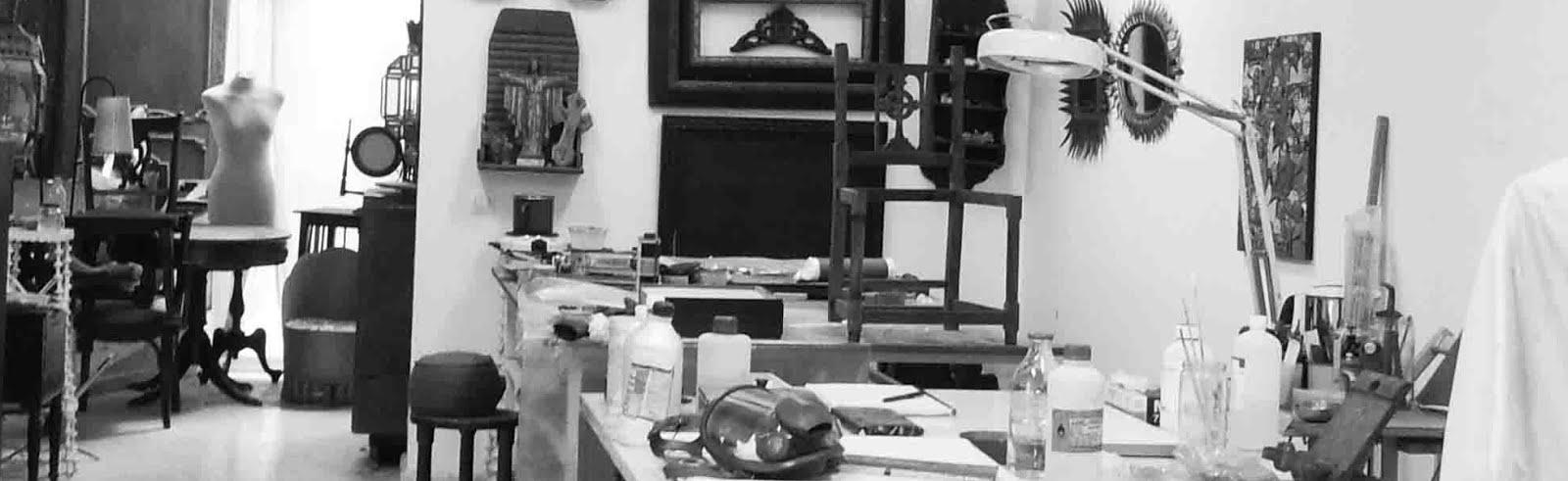 Sandáraca taller de Restauración