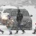 Mundo/Provoca tormenta de nieve en Canadá caos