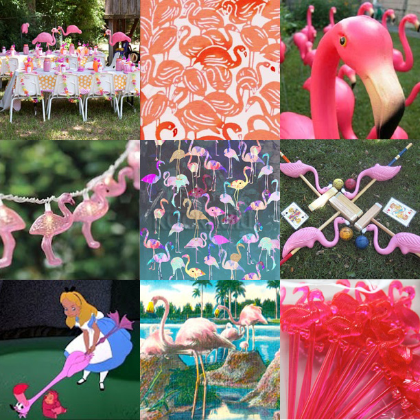 Preferenza Rock'n'Giu: MondayMood Pink Flamingo Party! EI84