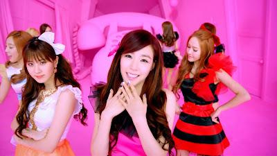 girls generation seohyun tiffany beep beep
