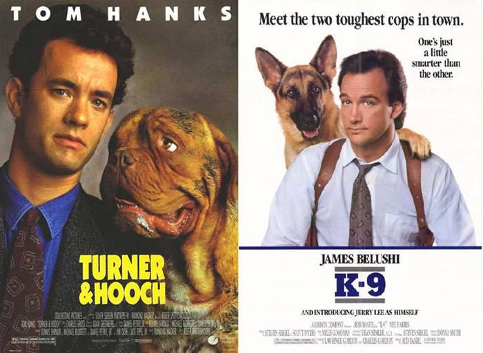 07. Turner & Hooch | K-9 – 1989