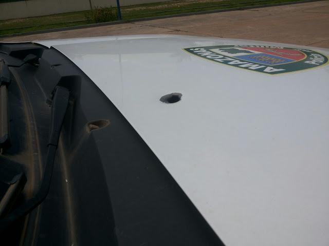 Em Coari bandidos enfrentam polícia com tiros e se dão mal
