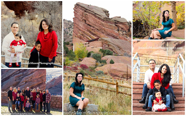 Locations in the west Denver metro area, Lookout Mountain photos, family photography