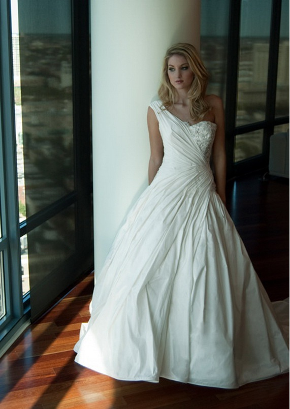 2011 Eugenia Wedding Dresses Spring Collection - World of Bridal