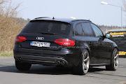 Audi RS4 Avant 2012