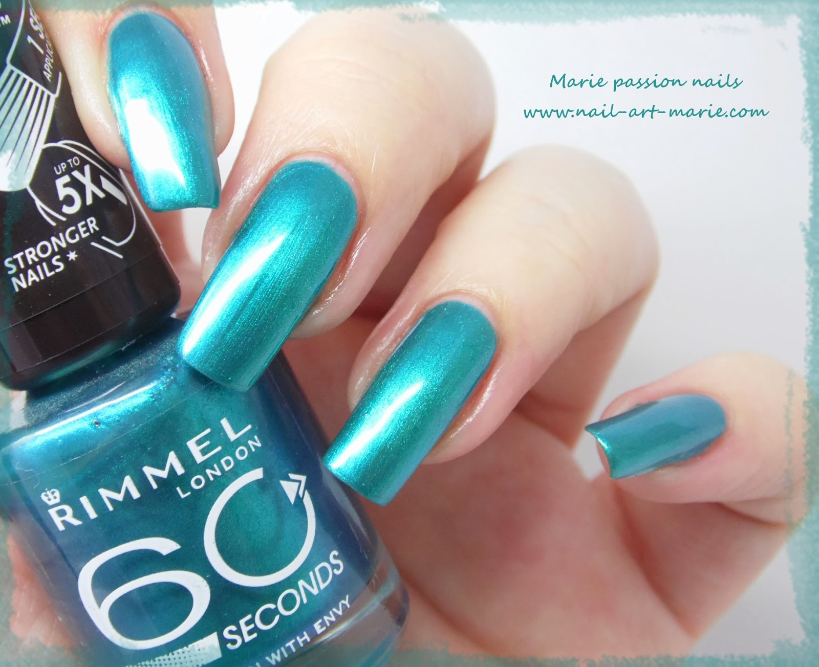 Rimmel Green With Envy6