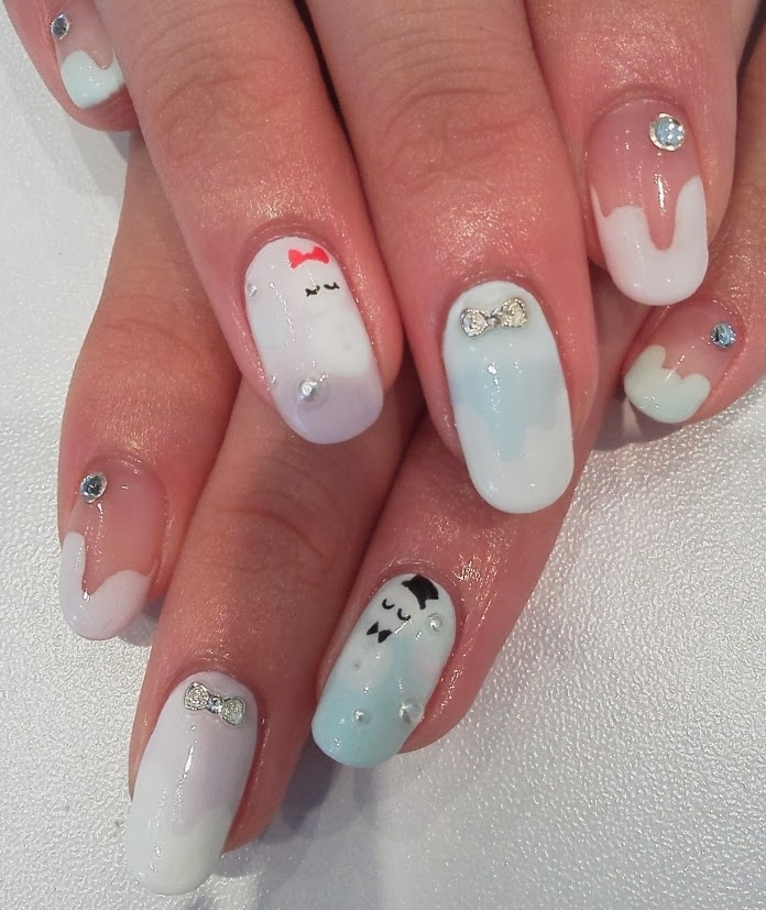 Beautiful nail design ideas 2015