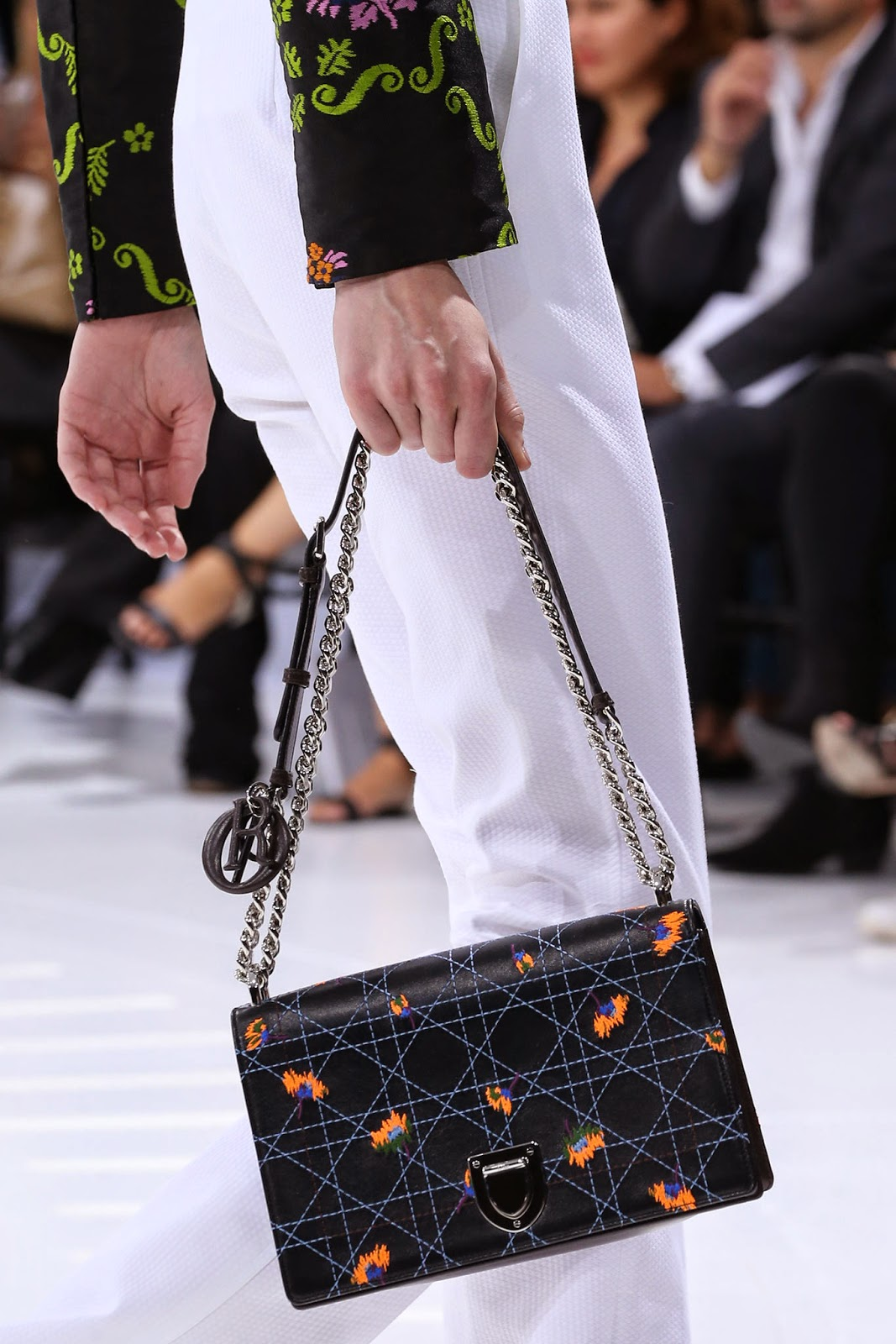 #PFW: Dior Spring/Summer 15 Bags Report