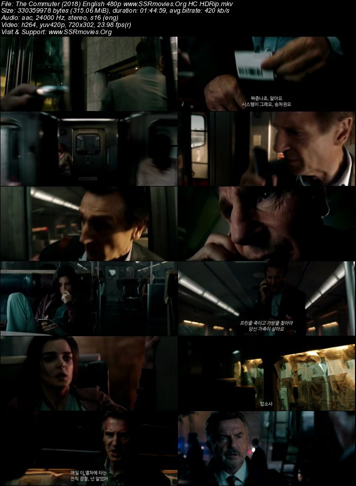 ((LINK)) The Commuter (English) Download 720p Movies