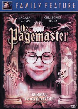 Pagemaster: O Mestre da Mágia – Dublado