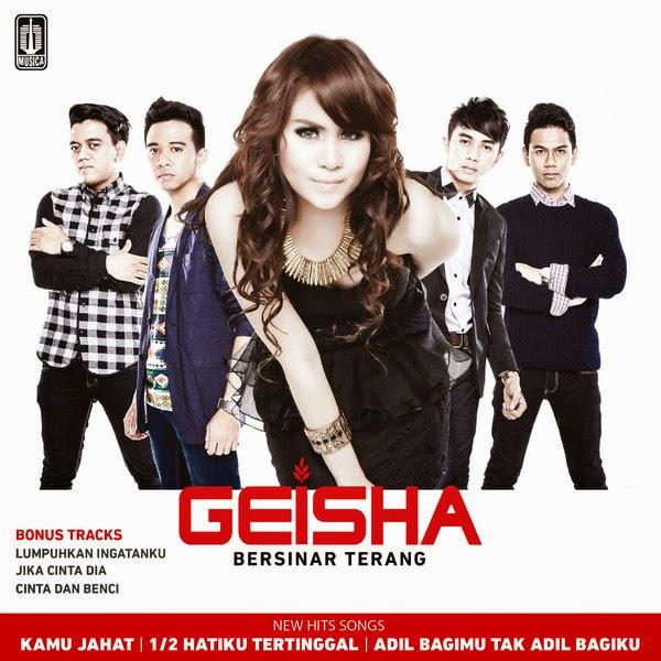 Geisha - Setengah Hatiku Tertinggal (from Bersinar Terang)