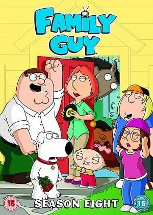 Uma Família da Pesada - 8ª Temporada Desenhos Torrent Download capa