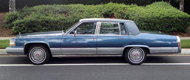 キャデラック・フリートウッド・ブロアム | Cadillac Fleetwood Brougham (1977-86)