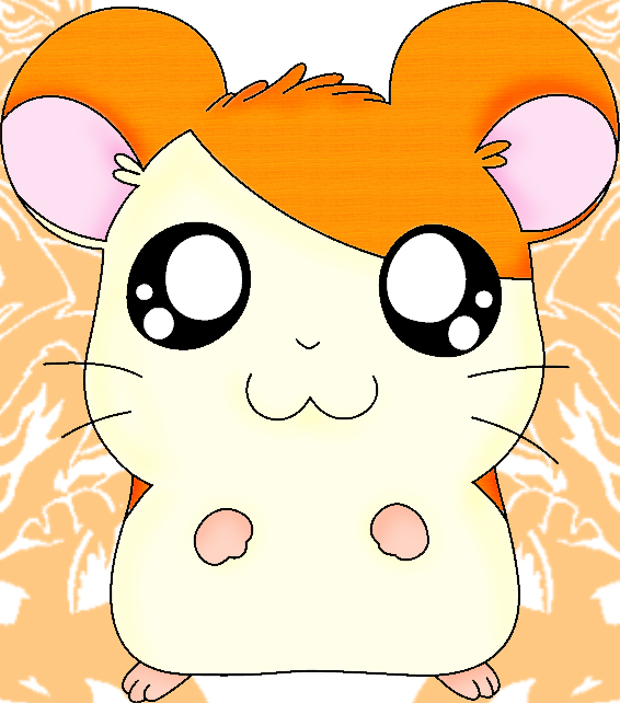 A Glimpse In Gail's World: Activity No. 28: My Favorite ... Cute Hamster Cartoon