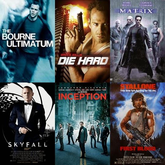 Daftar 50 film action terbaik di dunia sepanjang masa versi zakipedia