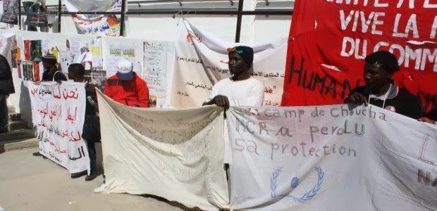 Tunisia, rifugiati: dopo Choucha l'esilio?