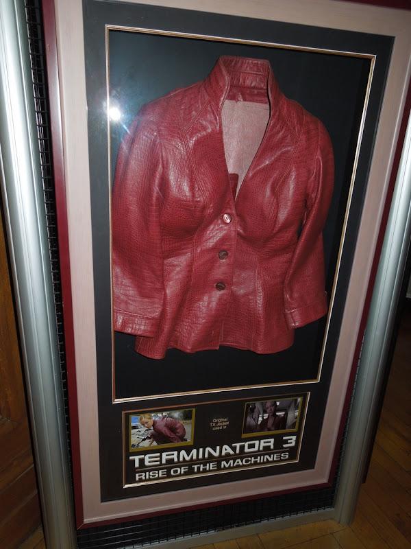 Kristanna Loken TX Terminator 3 jacket