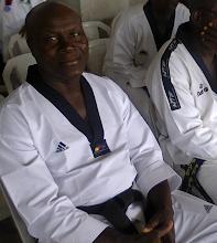 PIONEER-MEMBER OF TAEKWONDO IN NIGERIA