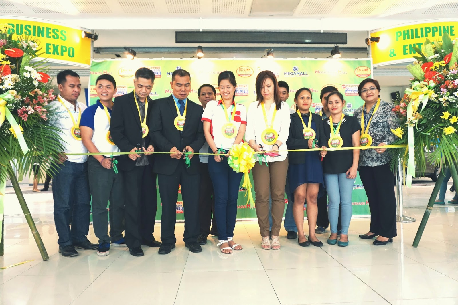 5th Philippine Business and Entrepreneurs Expo (PBEX) - Opening Ceremony