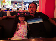 Nadia sayang Papa