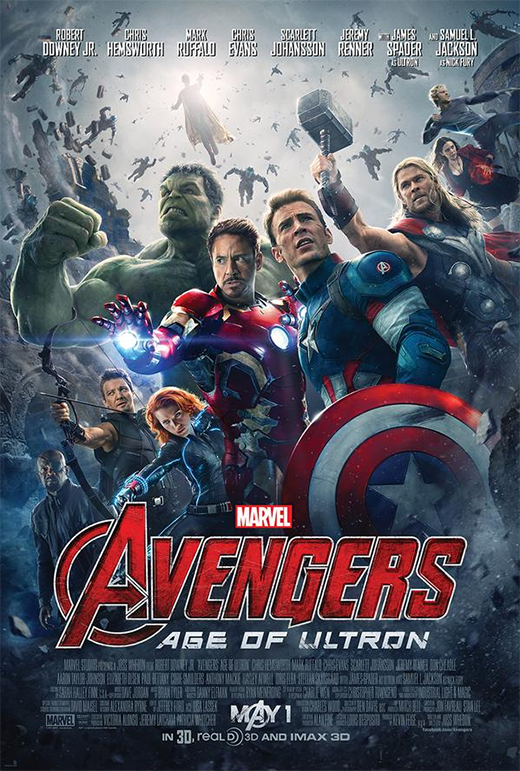avengers age of ultron poster, movie