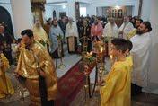 Λαμπρός εορτασμός του Αγίου Αντωνίου στο φερώνυμο Ναό του στα Κρύα Ιτεών των Πατρών (φωτογραφίες)