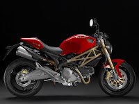 2013 Ducati Monster 696 20th Anniversary Gambar Motor 1