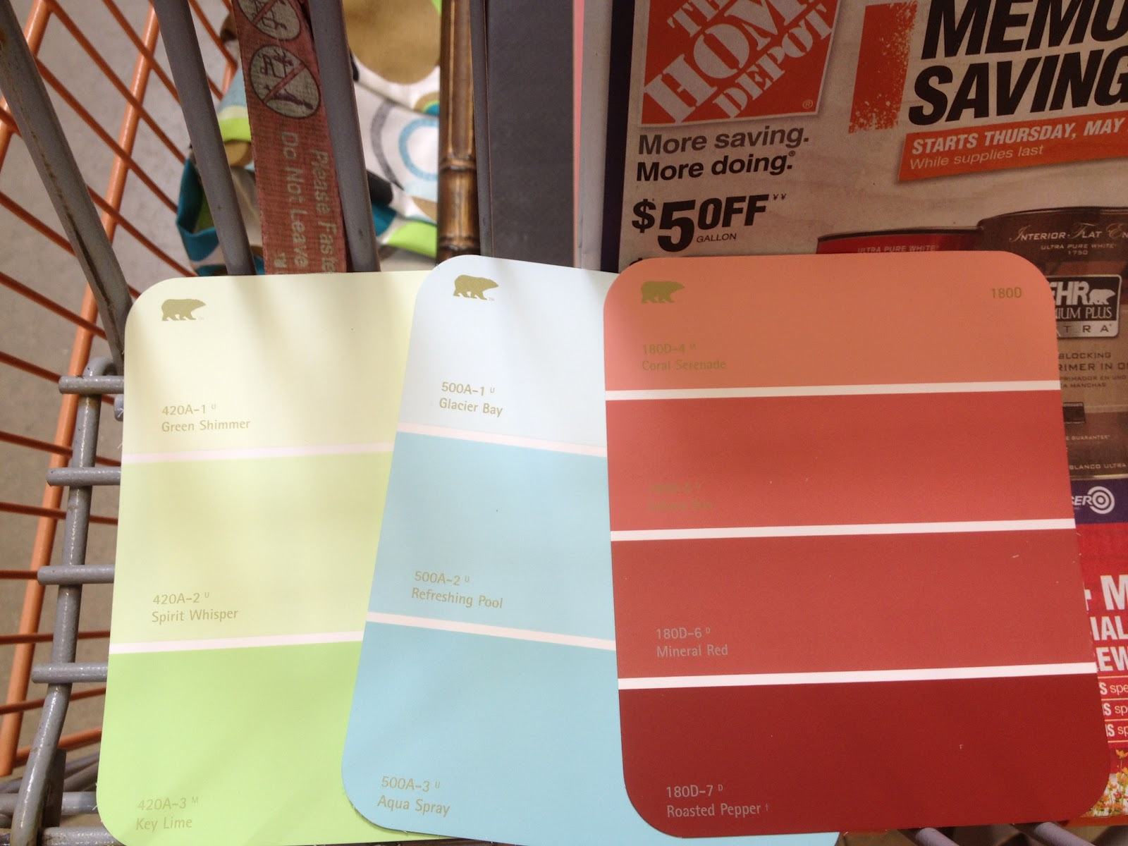 Home Depot Paint Colors Gal Mq Almond Butter ecoat Hide Semigloss