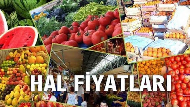 İSTANBUL HAL FIYATLARI