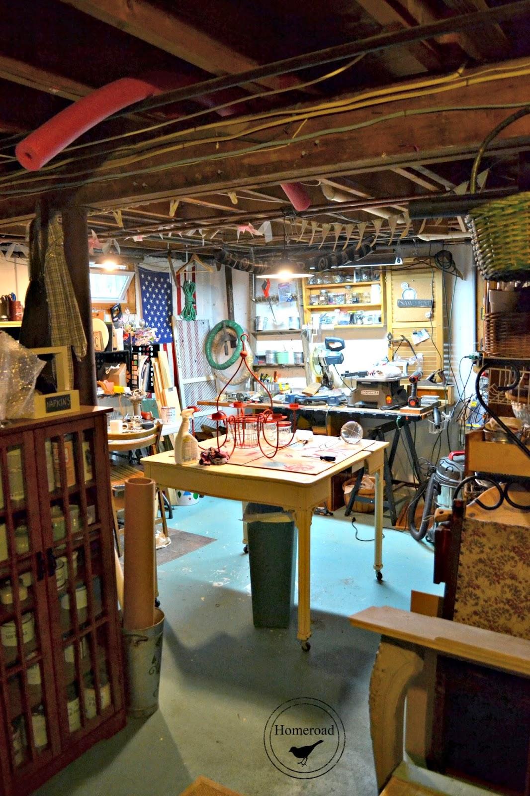 basement workshop www.homeroad.net