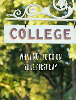 1st day of college classes, classes in college, college India tips, dress for college, first day in college, how to survive your first year of college, prepare for college, first day at college, first day of college tips
