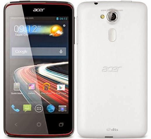 Harga Acer Liquid Z4