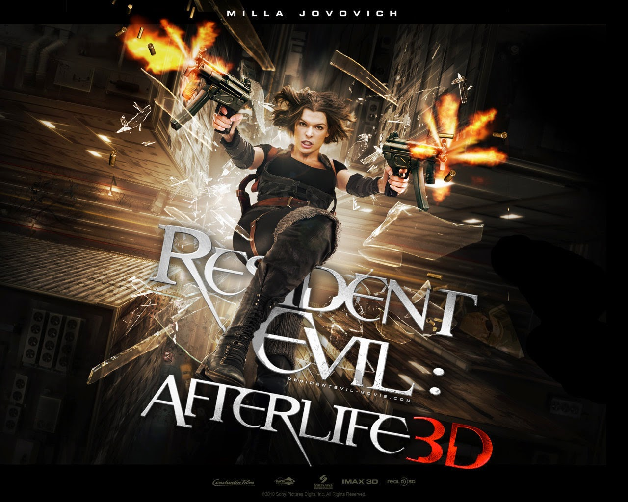Resident Evil: Afterlife (2010) tainies online oipeirates