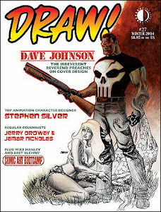 DRAW! Magazine NO. 27 ON SALE NOW!