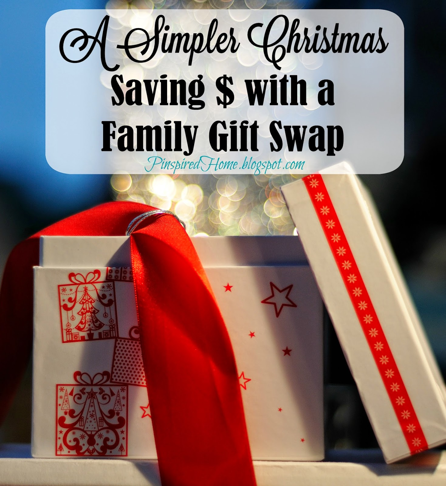 http://pinspiredhome.blogspot.com/2014/12/saving-with-family-swap-simpler.html