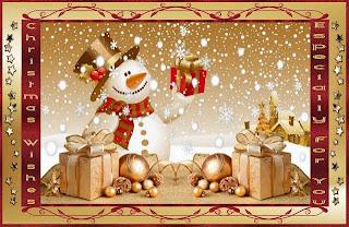 Tarjetas navideñas
