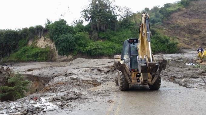 Atención: Troncal del Norte será cerrada en Chitagá desde este 20 de enero