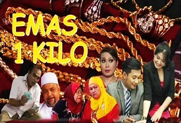 Emas 1 Kilo 2014 Full Telemovie