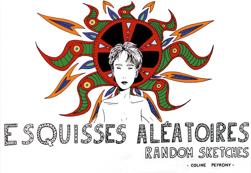 Esquisses aléatoires - blog de Coline Peyrony.