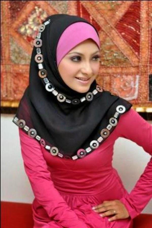 beautiful hijab styles 6