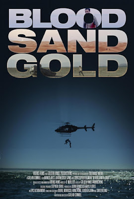 Blood Sand And Gold 2017 DVD R1 NTSC Sub