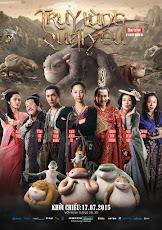 poster phim Truy lùng quái yêu