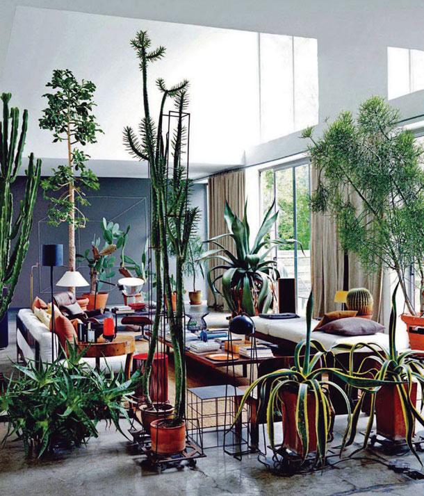 mueble garden house: