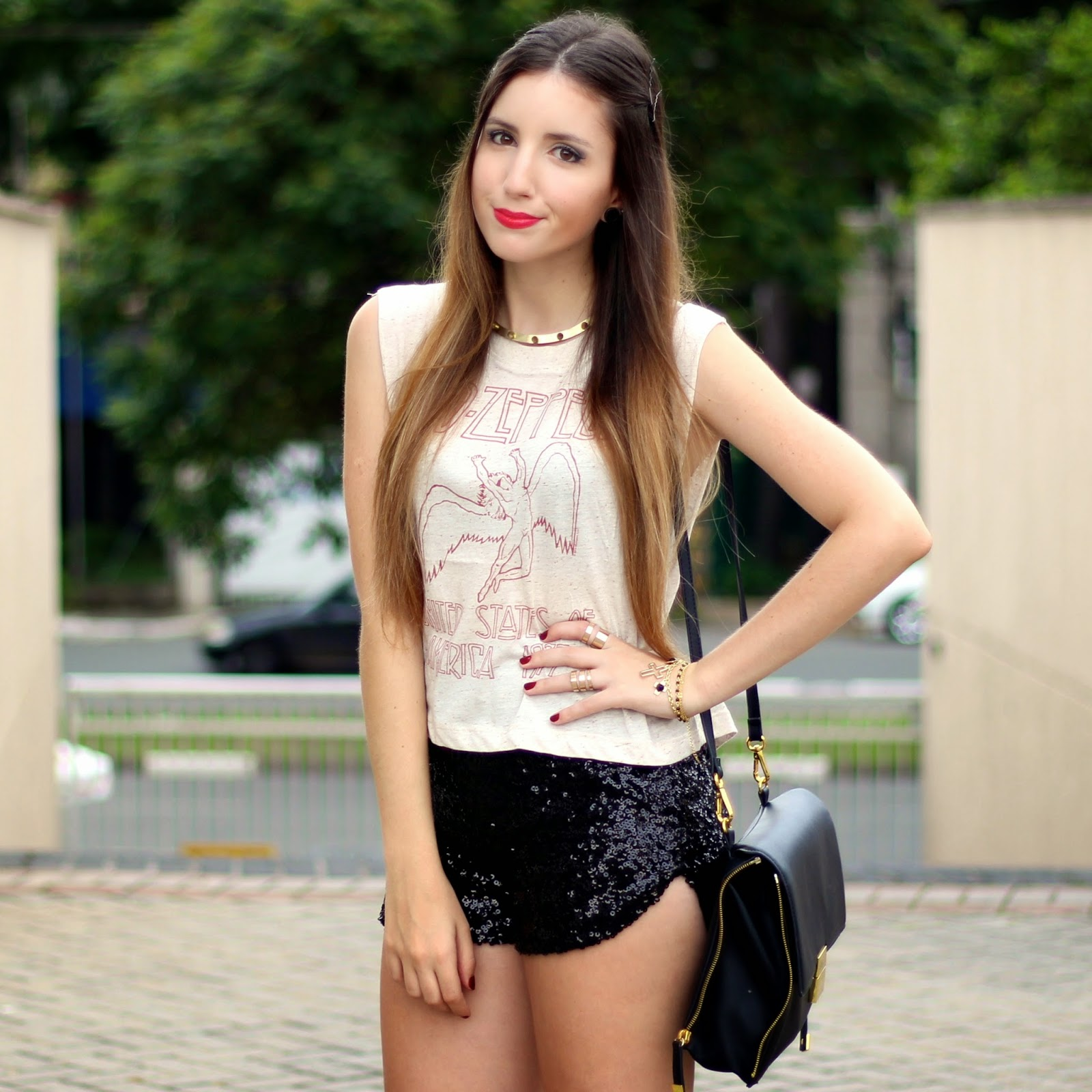 Look rock glam