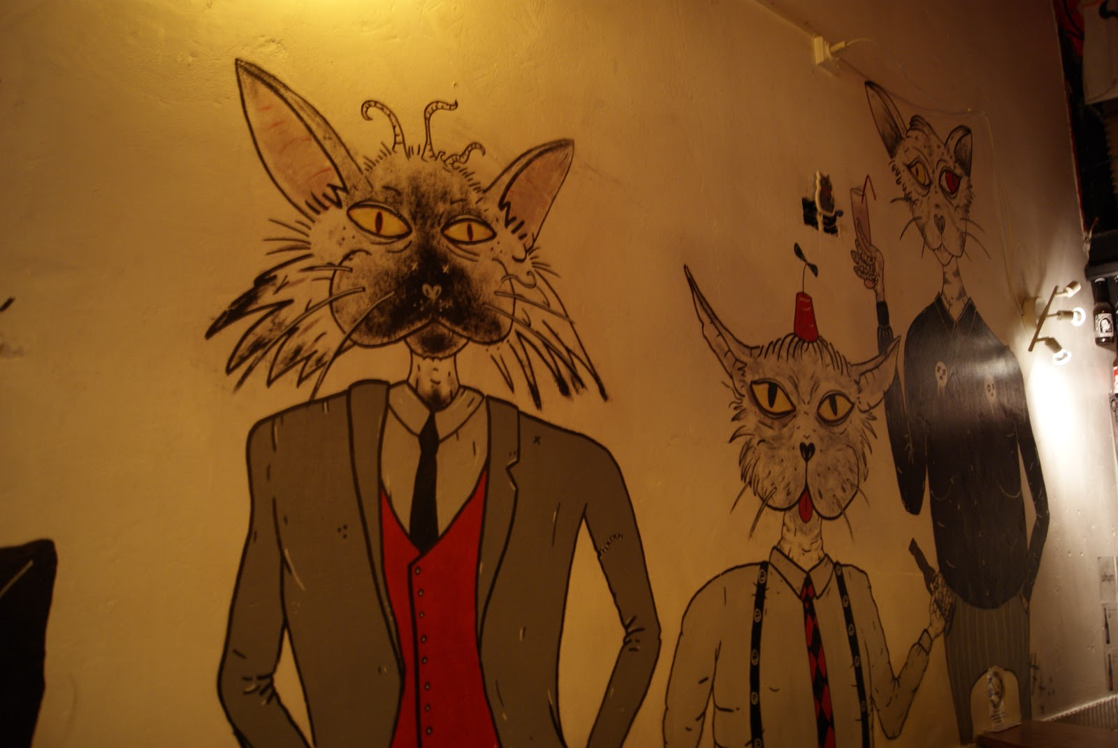 Cat Bar, Barcelona