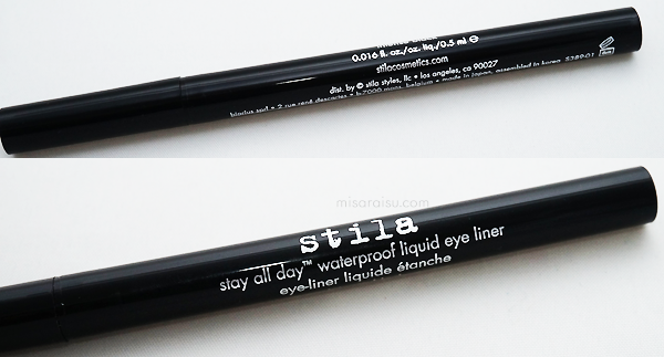 stila all day waterproof eyeliner