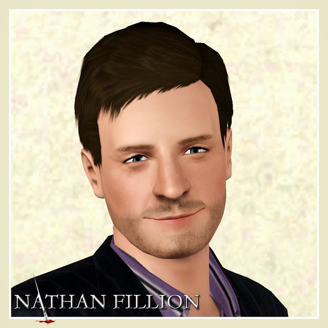 Nathan Fillion - Covershot