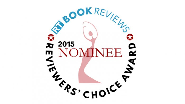 Vendetta won the RT Reviewers' Choice Award for Inspirational Suspense!